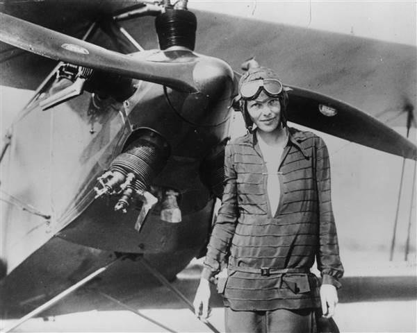 80 år har gått sedan Amelia Earhart försvann spårlöst.