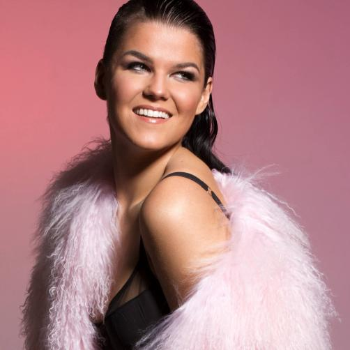 This is Saara Aalto – Eurovision Song Contest 2018