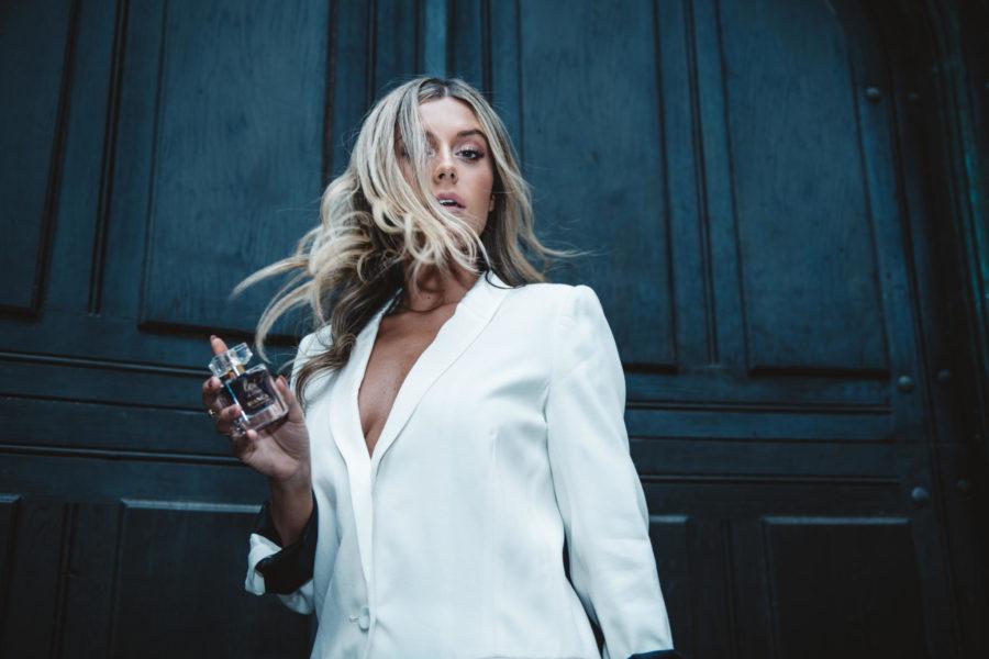 Bianca släpper en Limited Edition av sin parfym men Nordic Feel sidan har kraschat