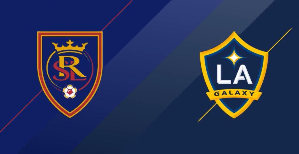 Real Salt Lake vs. LA Galaxy 6-2