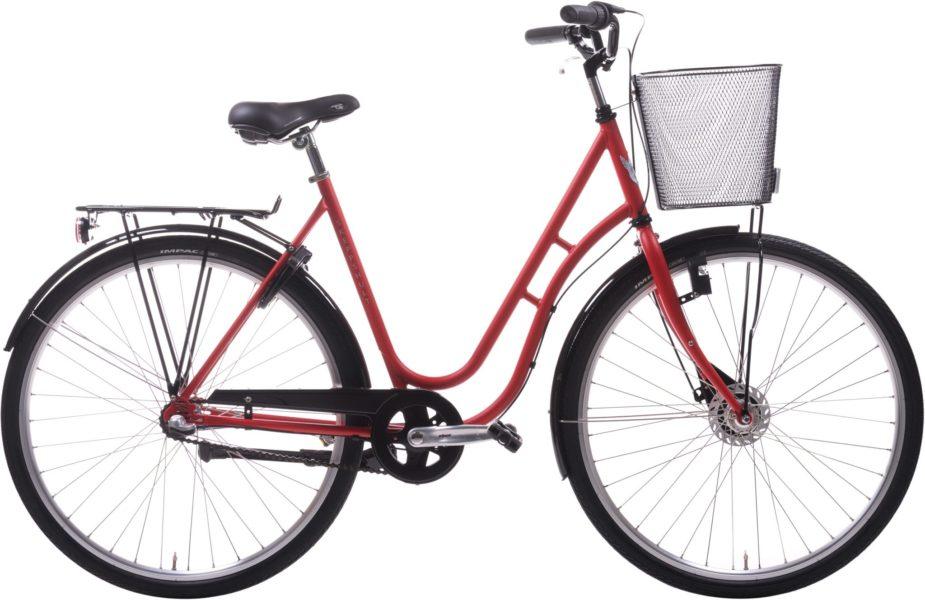 Med bra däck kan du cykla året om