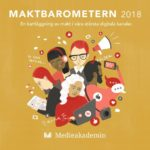 Årets makthavare 2018 i digitala kanaler enligt Maktbarometern
