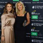 Isabella Löwengrip och Pingis Hadenius blev årets kvinnliga stjärnskott 2018