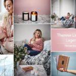Therese Lindgren släpper en kollektion hos Lagerhaus