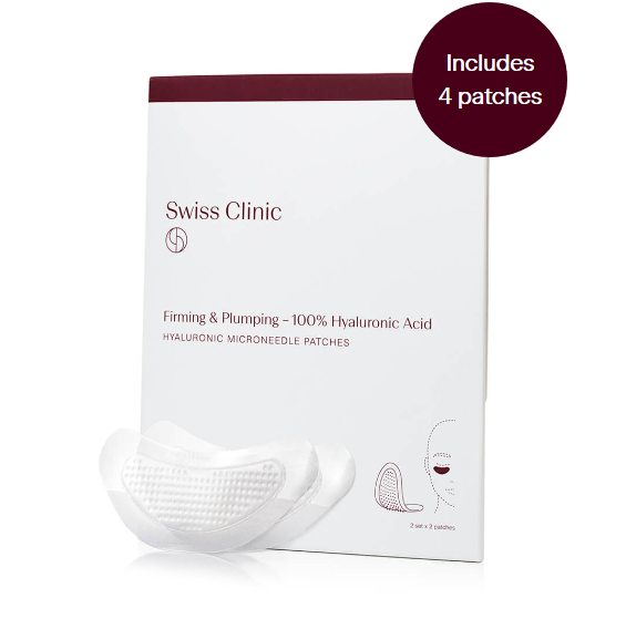 Hyaluronic Microneedle Patches – En innovation från Swiss Clinic