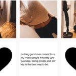 Desireé Nilssons collage på Instagram