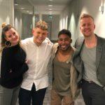 Dubbla svenska framgångar i den brittiska uttagningen till Eurovision Song Contest 2019