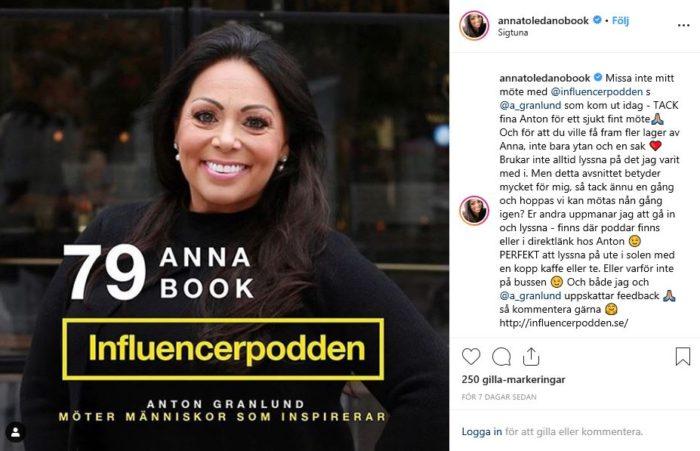 Anna book blogg