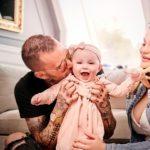 Familjen Lundell visas nu på Dplay