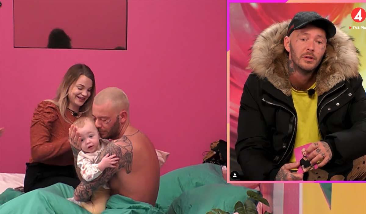 Joakim Lundell lämnade Big Brotherhuset imorse