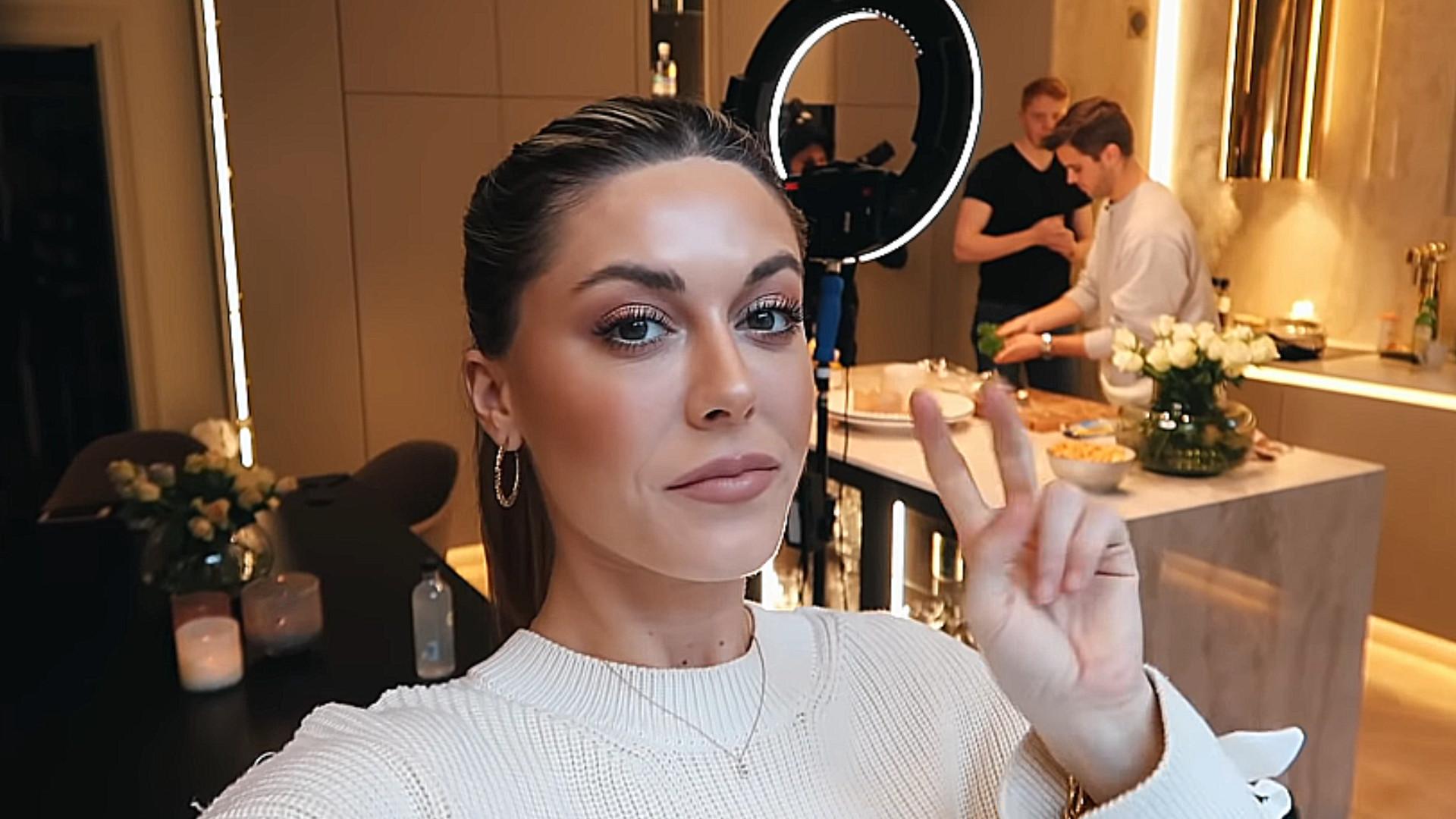 Bianca Ingrosso planerar Pernilla Wahlgrens flytt
