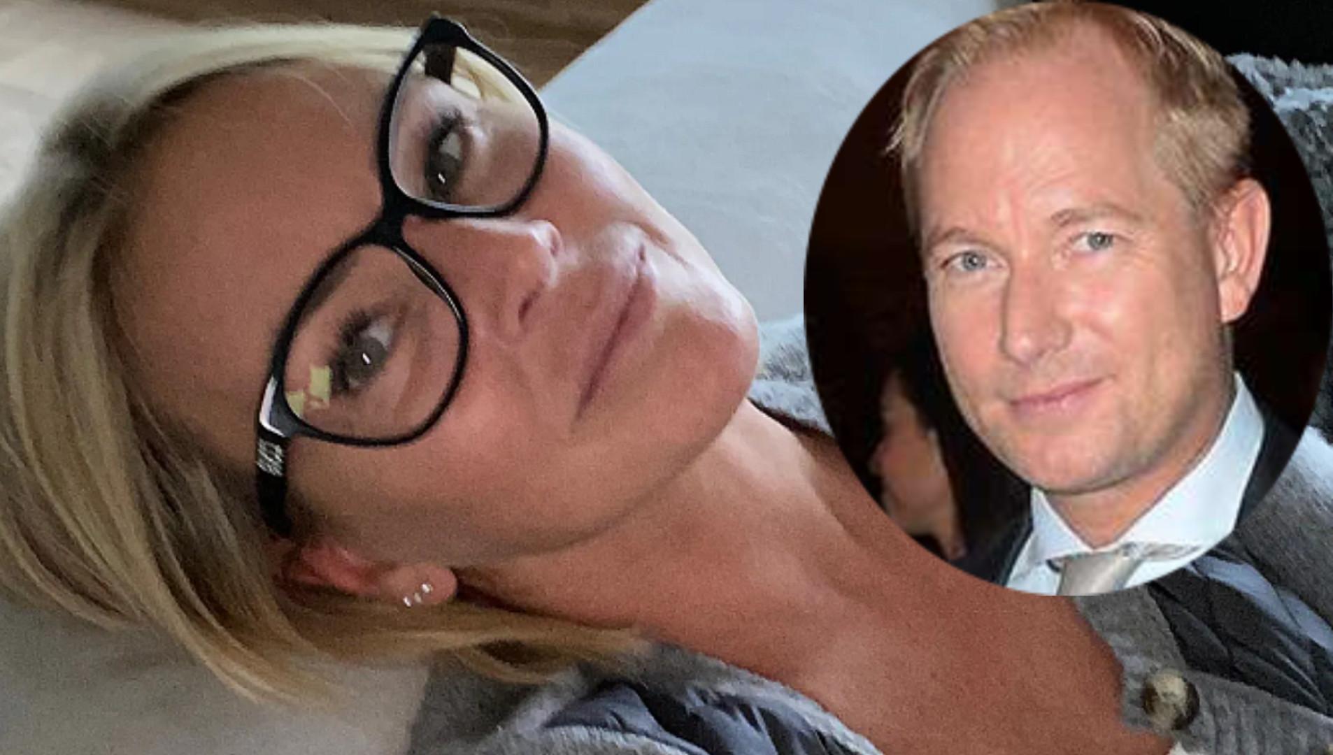 Magdalena Graaf och sambon Filip separerar