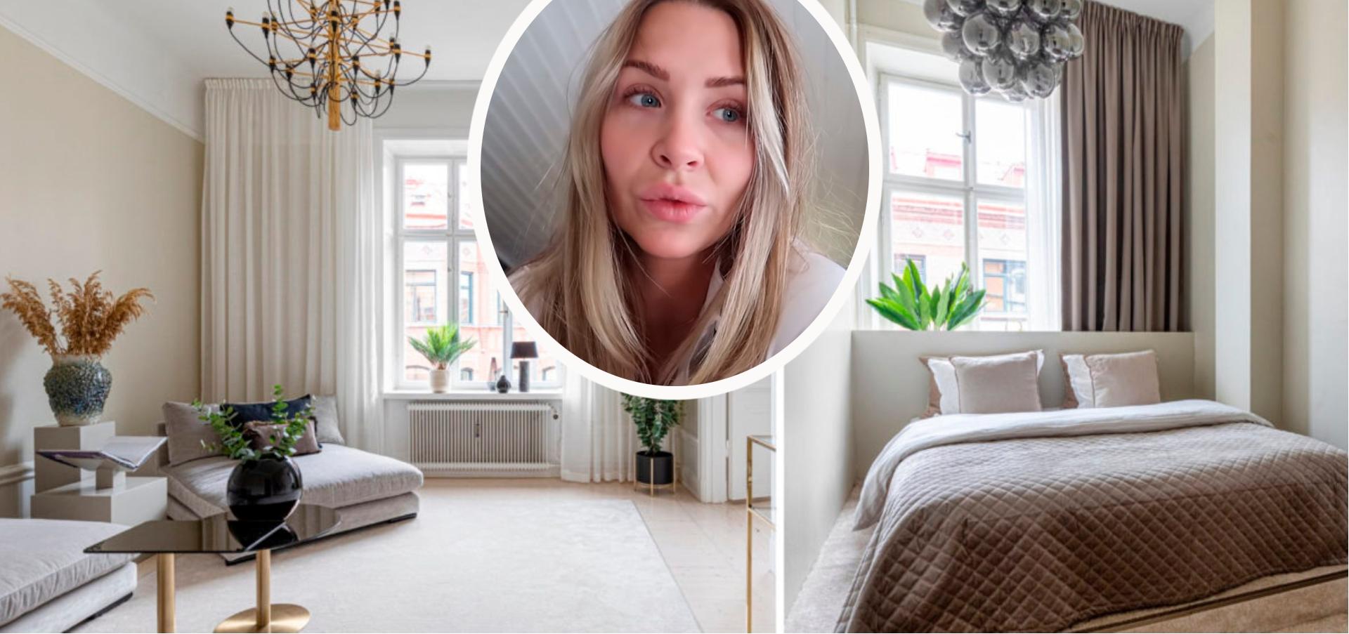 Annica Englunds lägenhet såld
