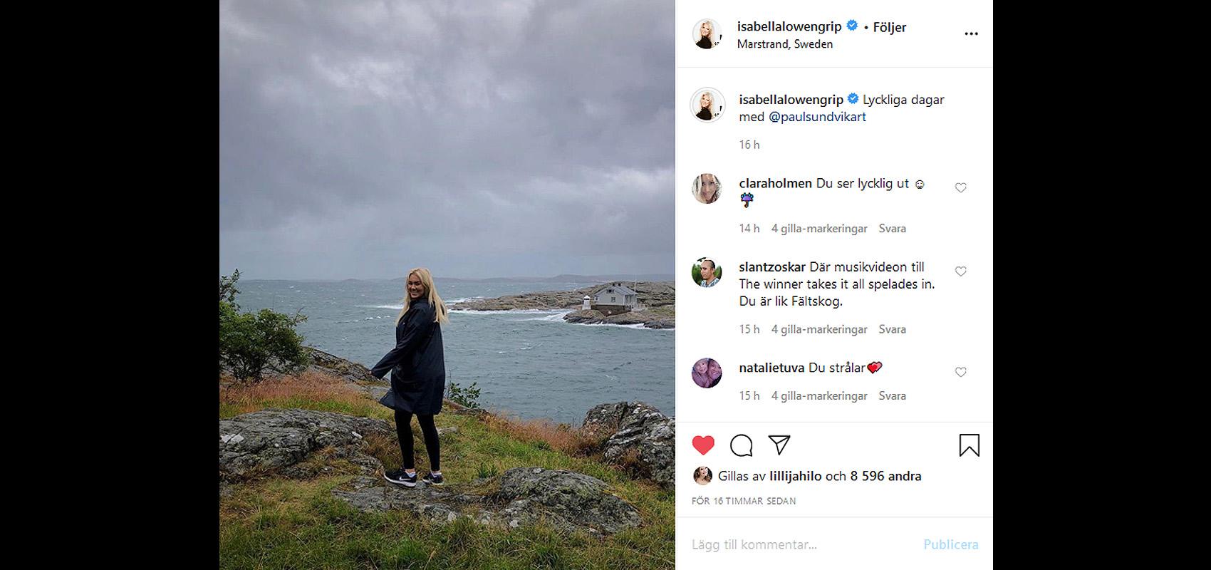 Regn i Marstrand