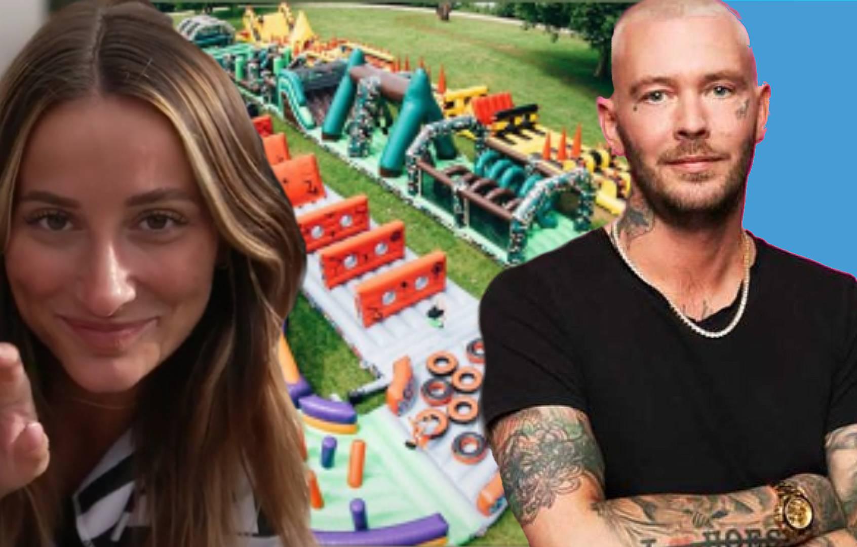Splash med Joakim Lundell och Antonija Mandir