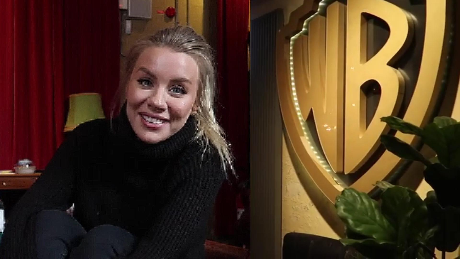 Therese Lindgren i nytt samarbete med Warner