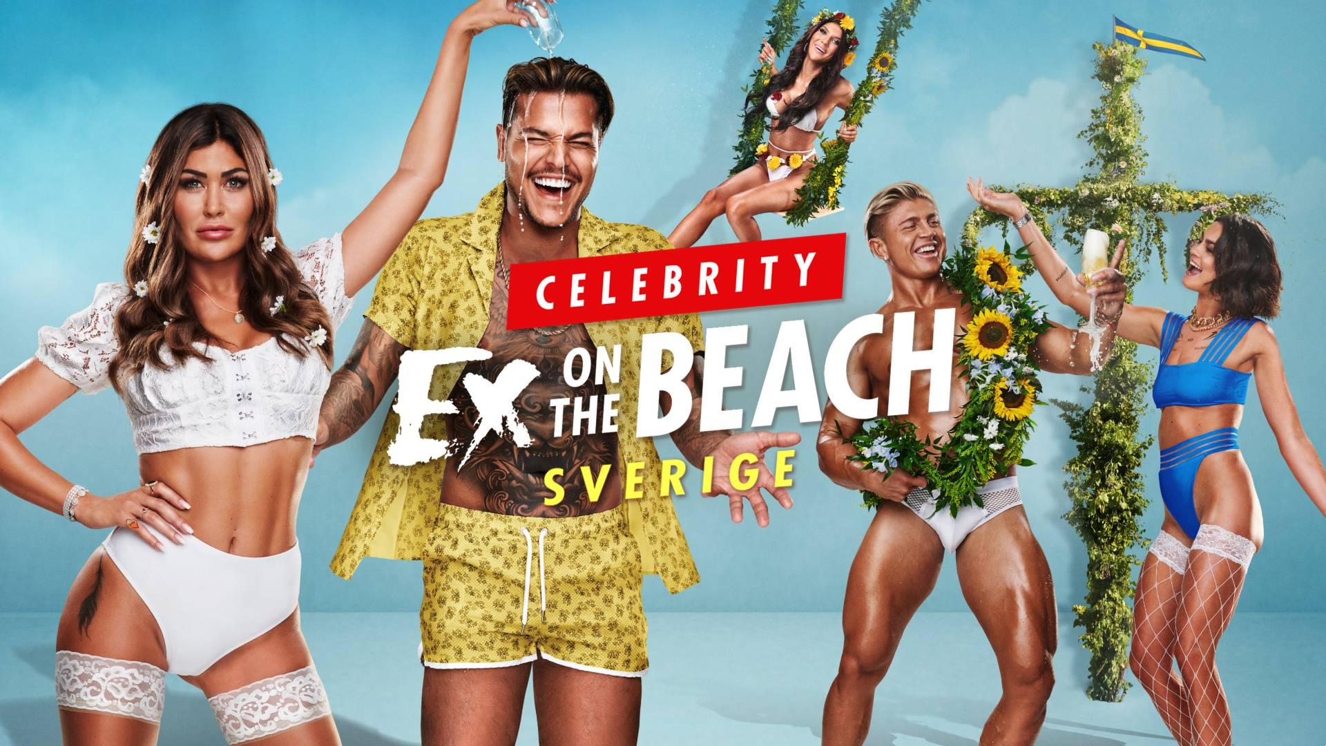 Celebrity Ex On The Beach - deltagarna