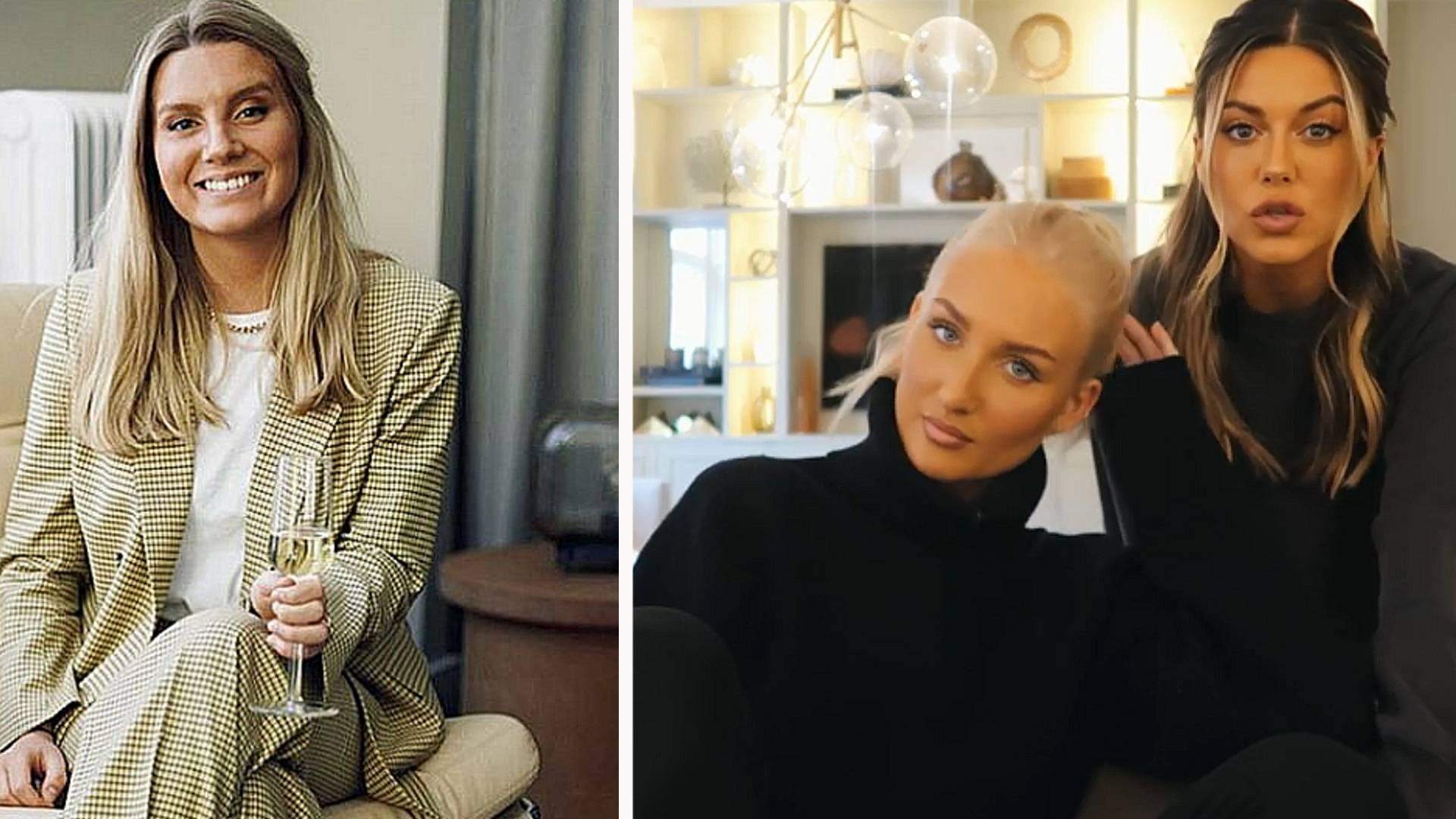 Julia Höjner är Bianca Ingrossos nya assistent