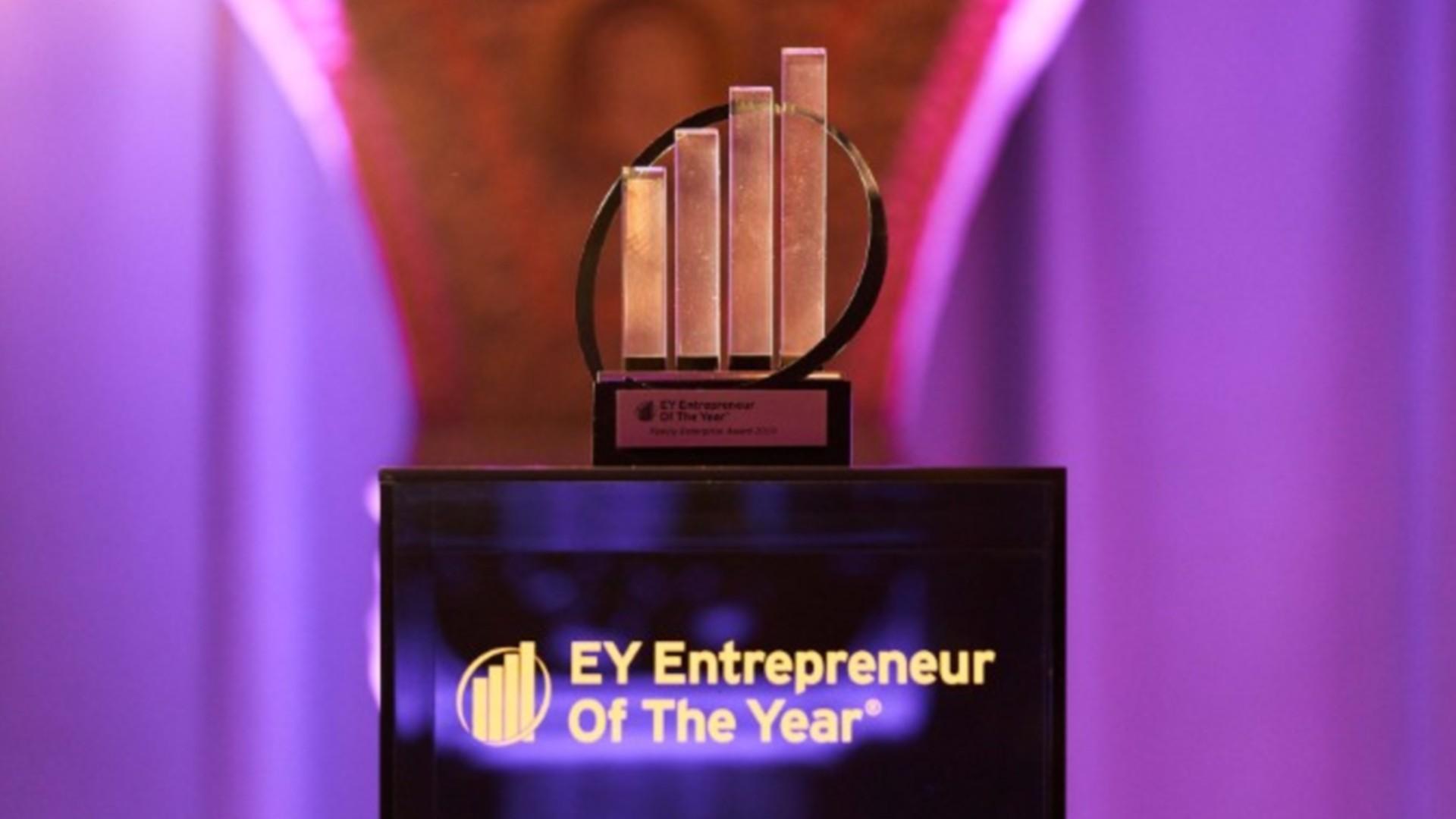 Bianca Ingrosso blev Årets stjärnskott i EY Entrepreneur of the Year